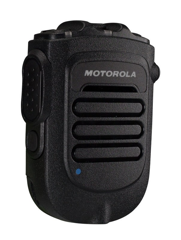 Motorola Rln6554a Apx Radio Wireless Remote Speaker Mic