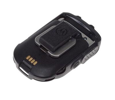Back of Wireless Mic